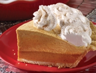 Cocos Pumpkin Harvest Pie