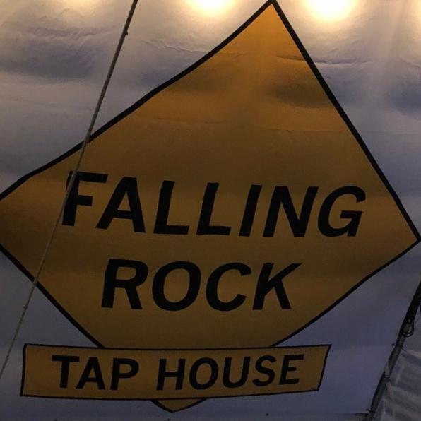 Falling Rock 1